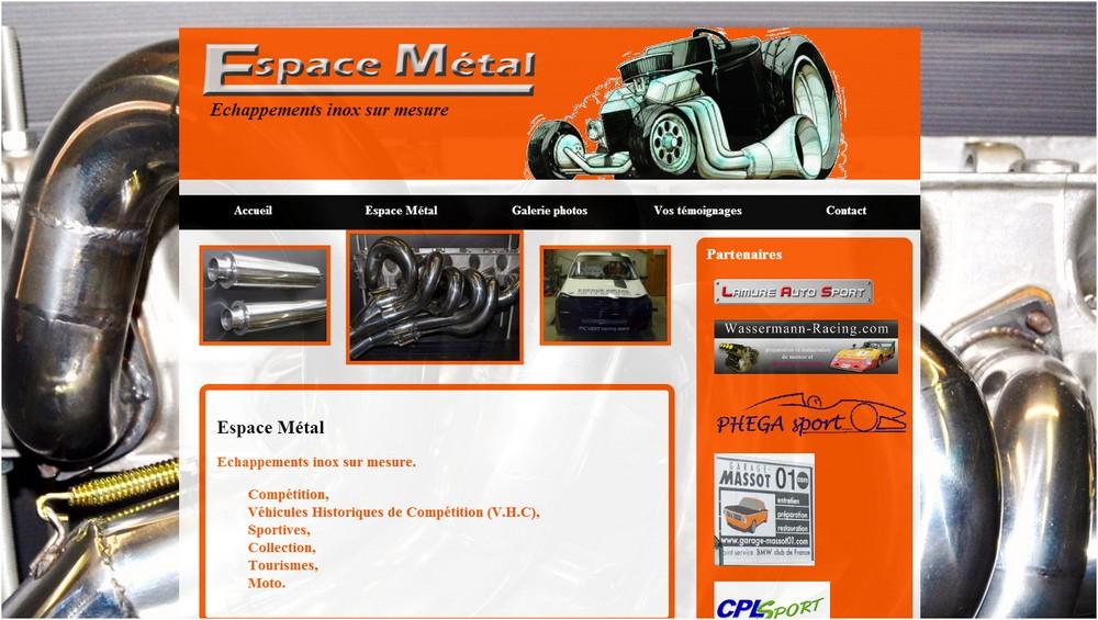 Espace Métal